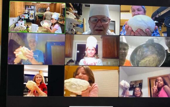 Pathfinders Complete Pizza Making Honor Online