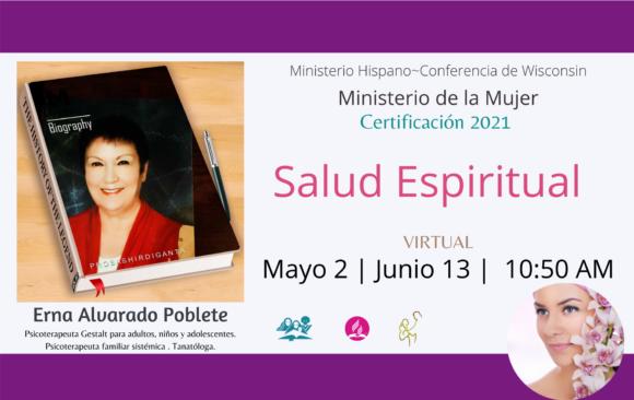 Certificación/Spiritual Health Certification Hispanic Women's Ministry