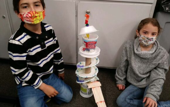 Students at Otter Creek Jr. Academy Study Simple Machines