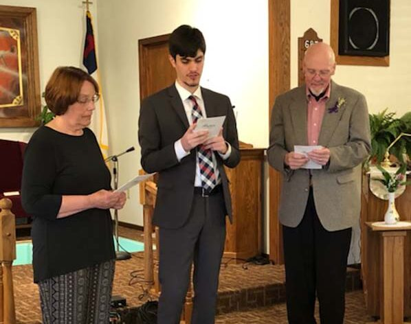 Tomahawk Community Church Celebrates Baptisms