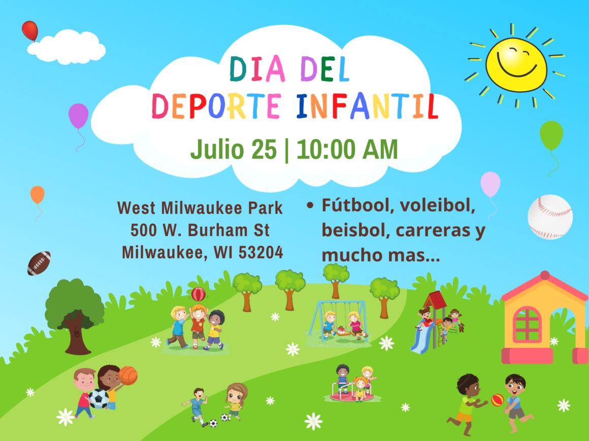 Día de Deporte Infantil/Sport Children's Day