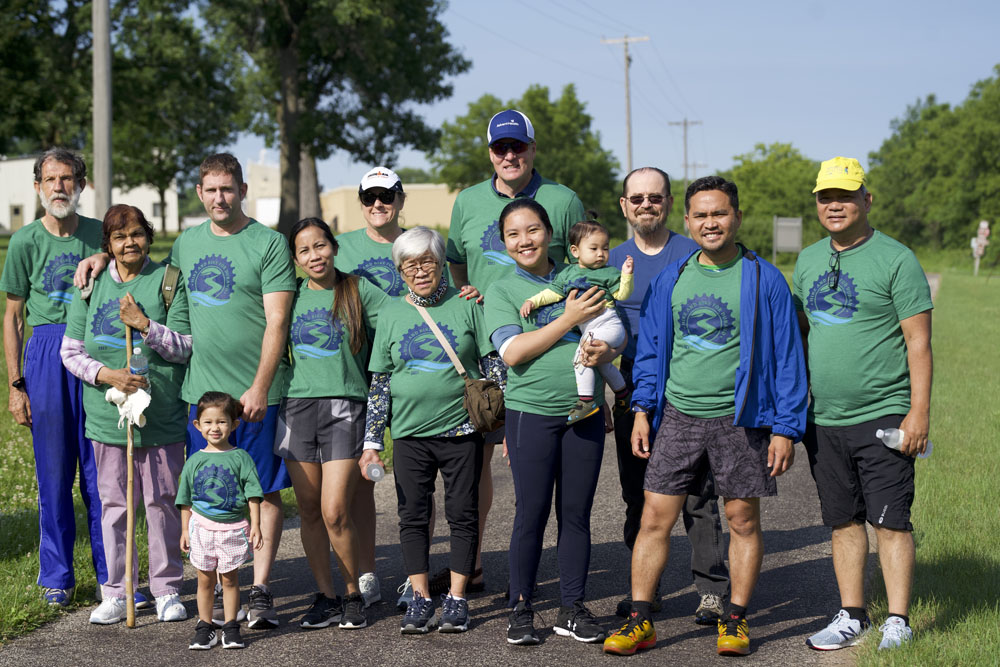 Hike & Bike for Durand Promotes Health in the Community