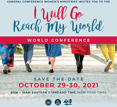 World Women's Ministries Virtual Conference Oct. 29-30, 2021