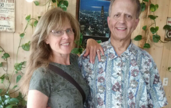 Madison Community Church Members John and Thea Bach Celebrate Silver Anniversary