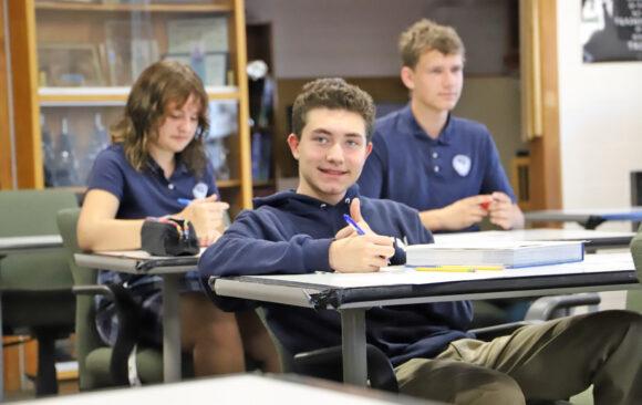 Wisconsin Academy Classes Began