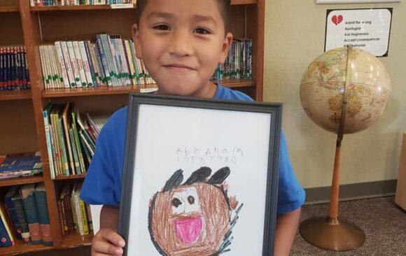 Art at Hillside Christian School