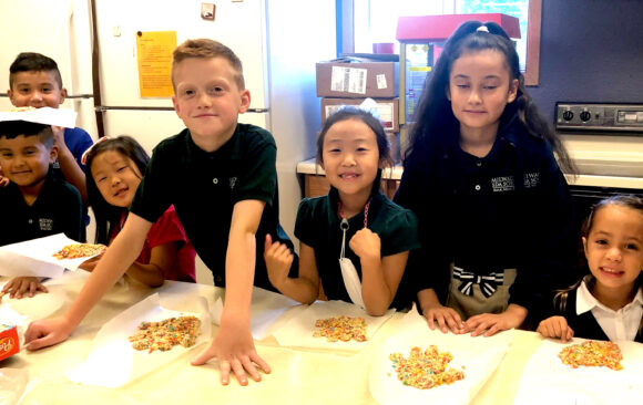 Waukesha School Learning Crafts