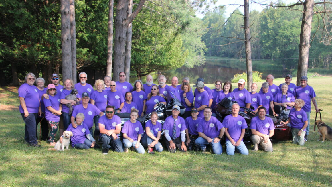 17th Annual Cruisin for Christ Motorcycle Rally