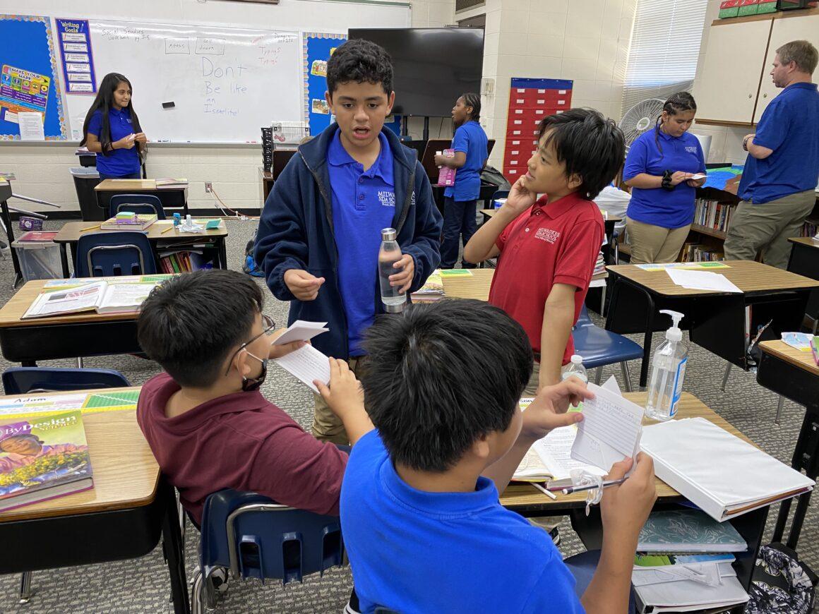 Milwaukee Adventist School's First Three Weeks