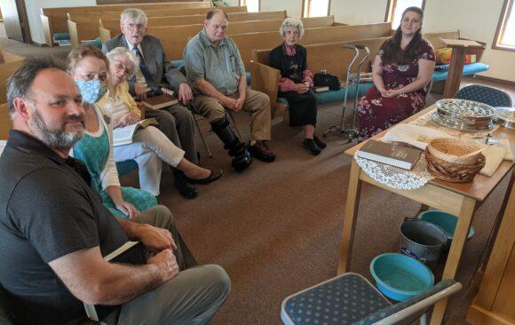 Prairie du Chien Church Re-Opens After Pandemic Closing