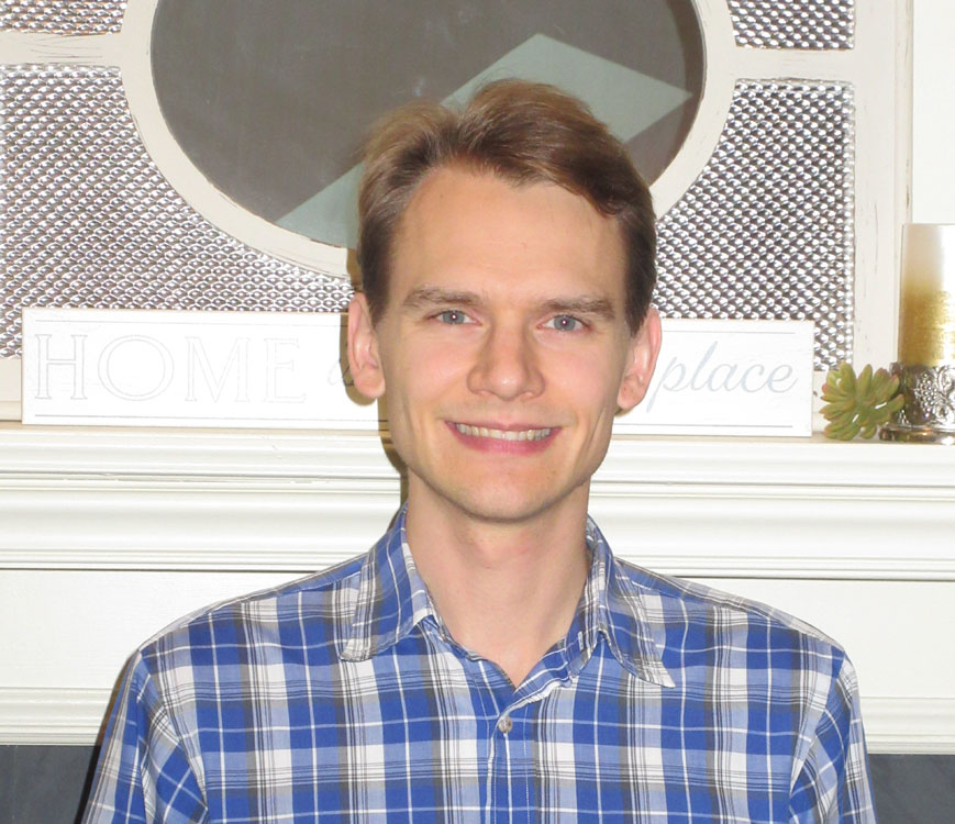 Christopher Erich New 3rd – 4th Grade Teacher for Milwaukee South Campus