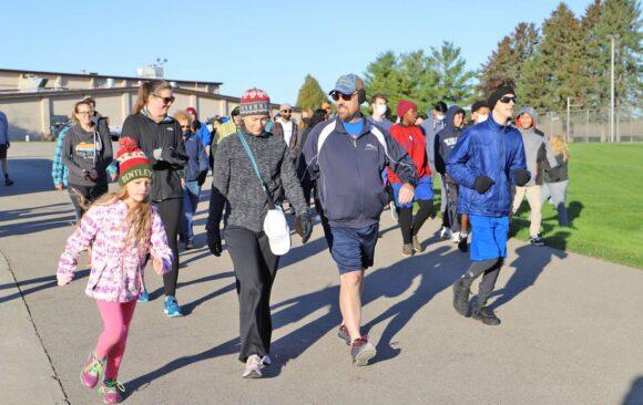 Wisconsin Academy Fun Run/Walk Raises Money for Kosrae
